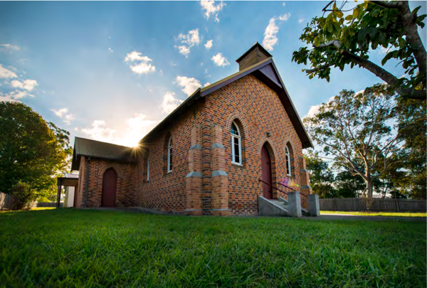 Centenary of Hastings River Church Building