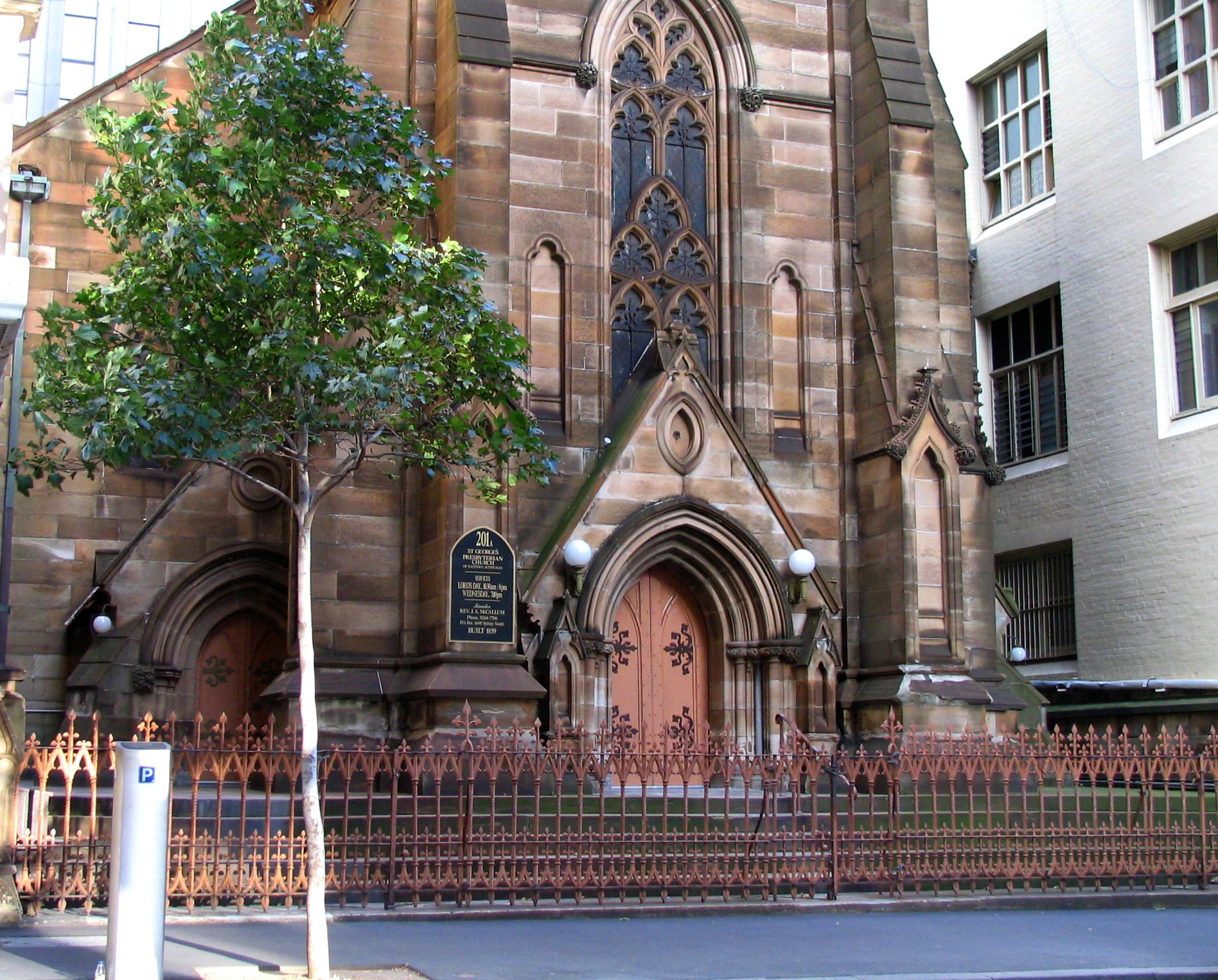 St George's Church, Sydney