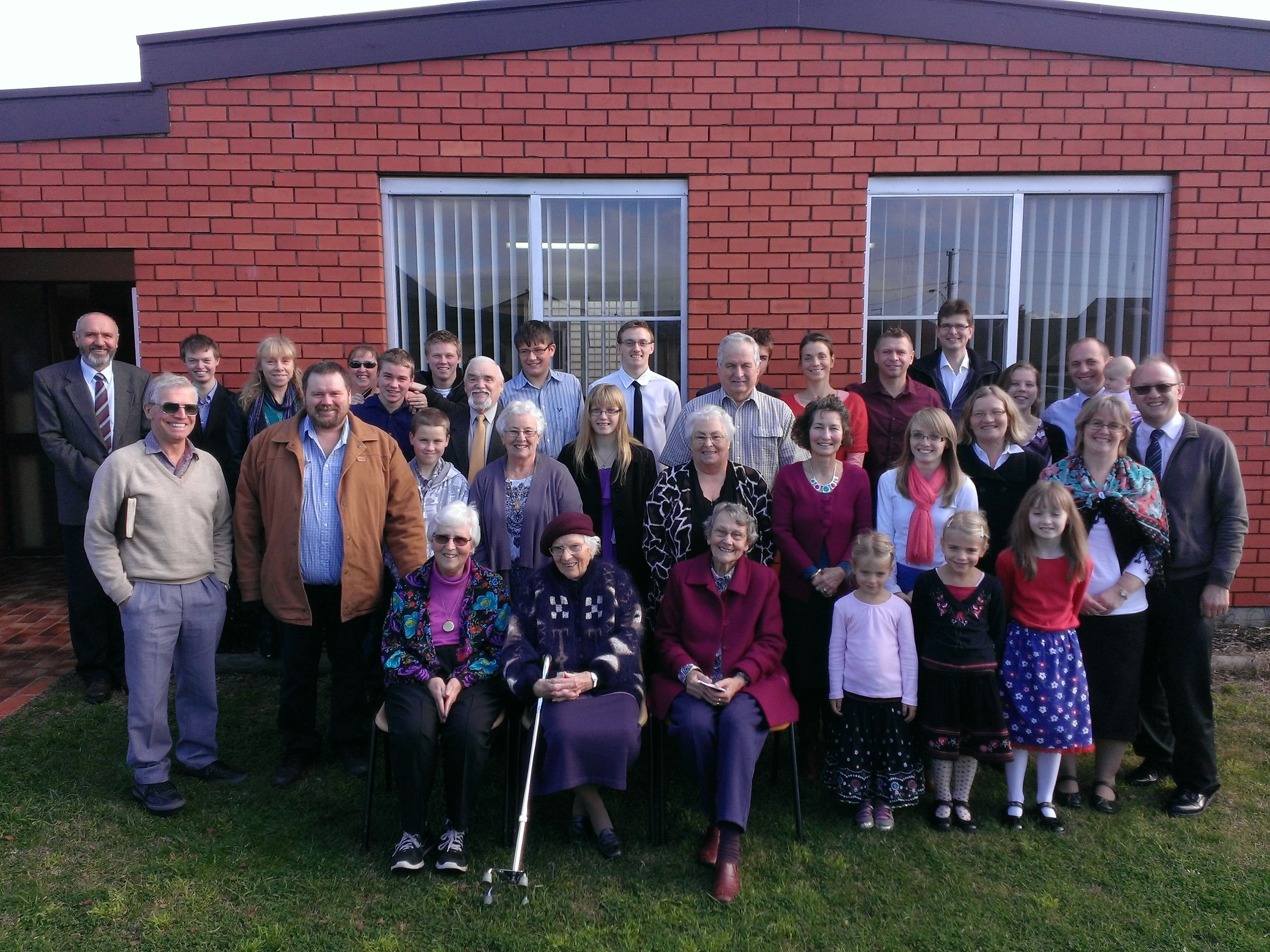 Ulverstone Congregation